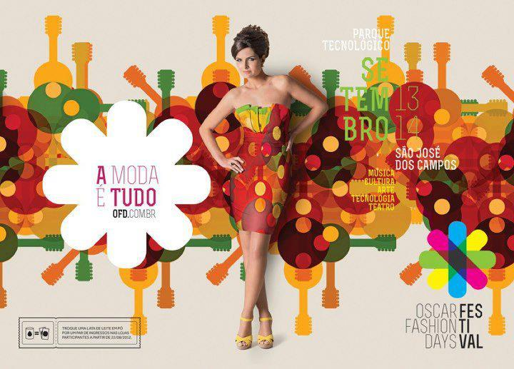 Oscar Fashion Days 2012, vem com formato de Festival.