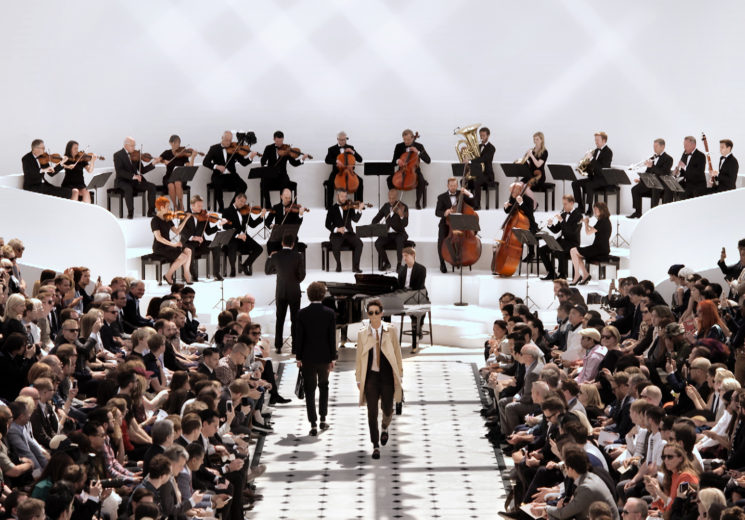 Burberry lança canal no Apple Music