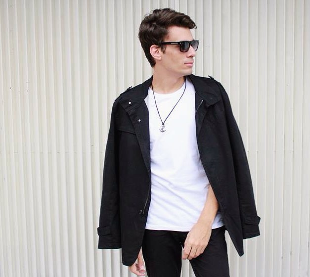 Outfit do dia #03: Alex Cursino