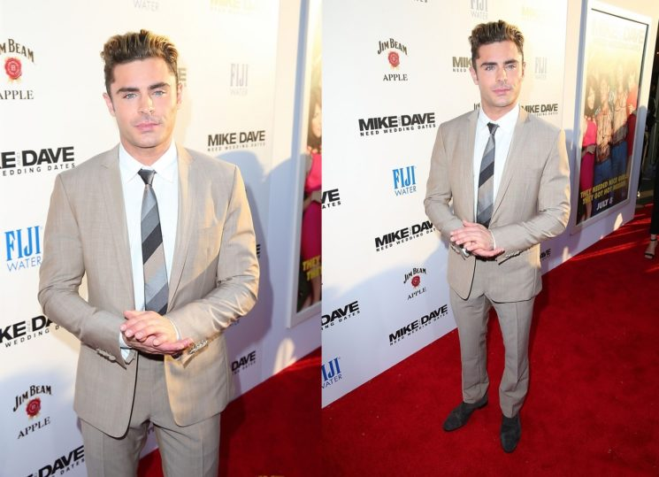 Outfit do dia #12: Zac Efron