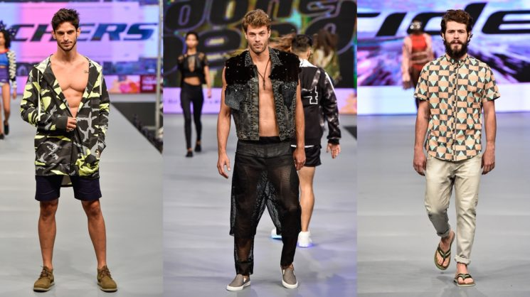 As tendências masculinas do Oscar Fashion Days 2016